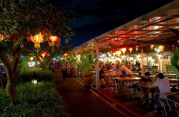 paskal food market bandung tempat wisata kuliner di bandung