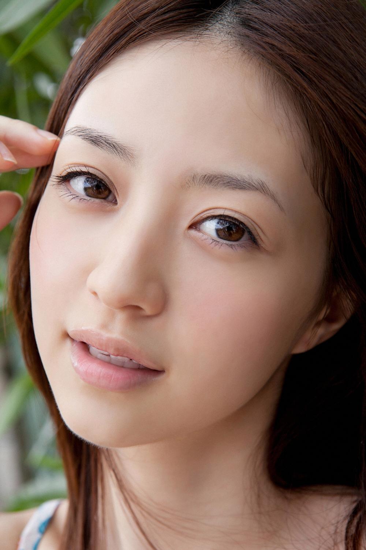 girls face Japanese
