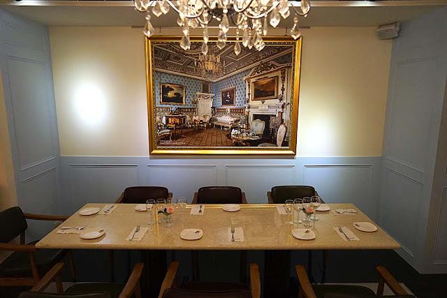 DSC01012 - 熱血採訪│古典玫瑰園台中大遠百店,悠閒下午茶時光,藏匿在百貨公司私密專櫃之中