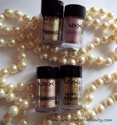 Nyx Pigmenty