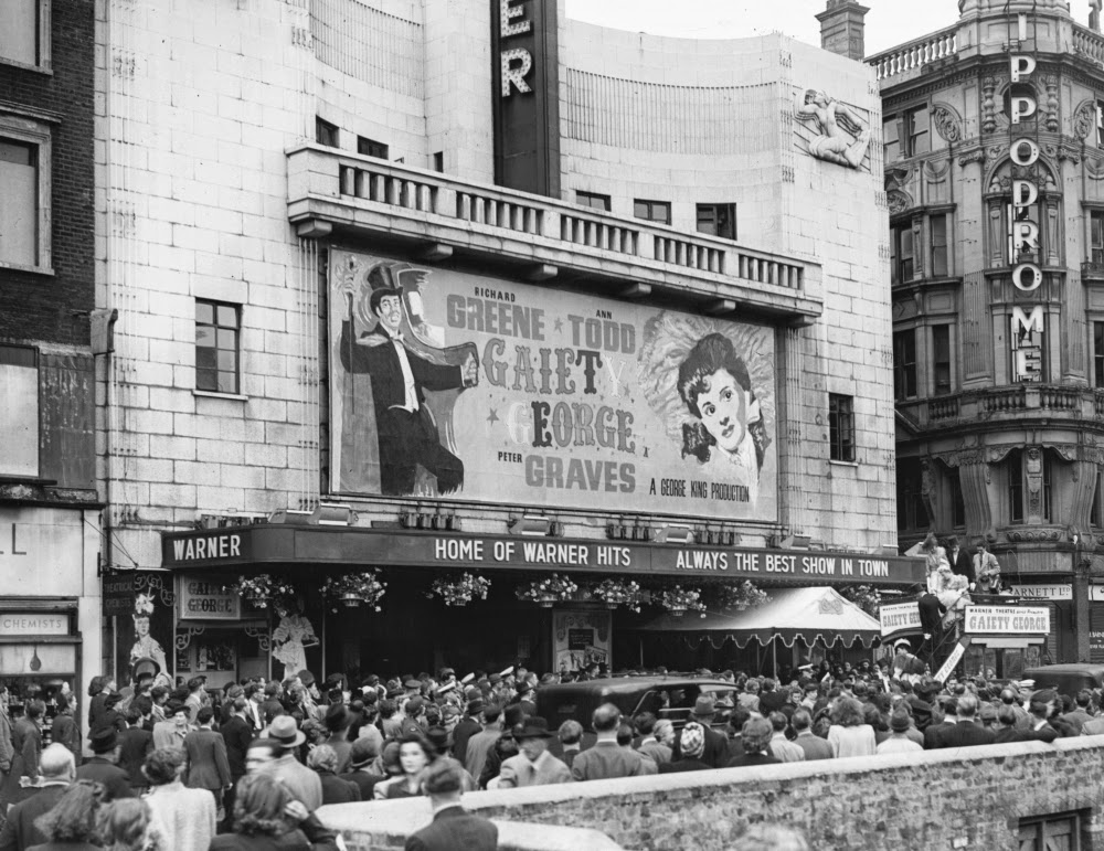 How British Cinemas Have Changed In The Past 100 Years