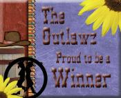 Winner at The Outlawz Festive Friday