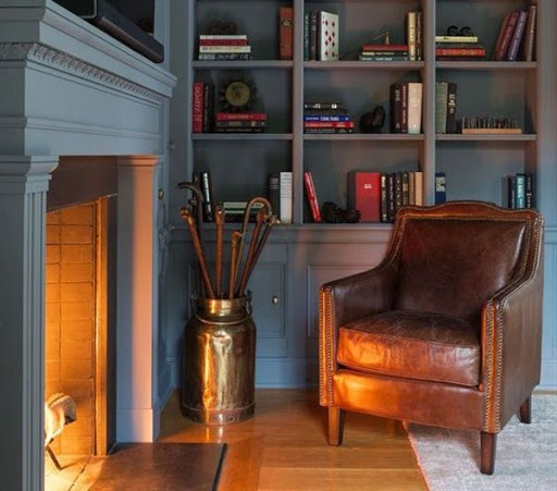 accent chairs vintage
