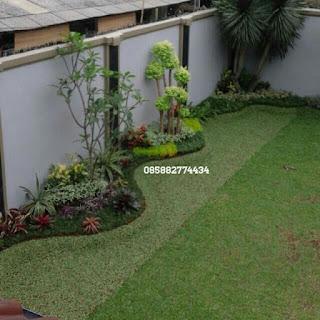 jasa pembuatan taman rumah murah