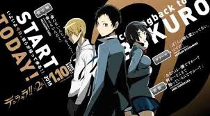 Durarara x2 Ten -Durarara!! ×2 The Second Arc