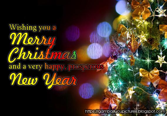 Kartu Ucapan Natal dan Tahun Baru 2017 Paling Indah dan