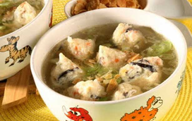 Resep Masakan Sup Sehat Ikan Tenggiri Untuk Balita