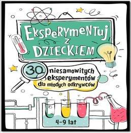 książka o eksperymentach chemii