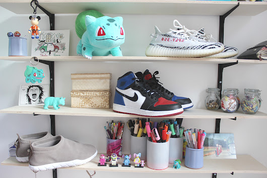 Koala Rayé - Blog Mode Toulouse - Daily outfits & daily kicks: Top 3 Sneakers 2017