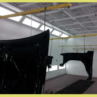 Spray Paint Booths Manufacturer