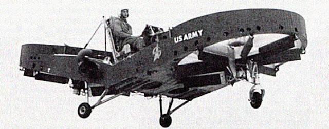 Curtiss-Wright VZ-7 mobil terbang yang dibuat untuk kepentingan militer