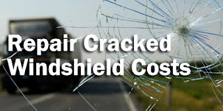 repair cracked windshield costs