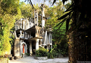 Green Pear Diaries, turismo, viajes, parques, Las Pozas, Xilitla, Mexico