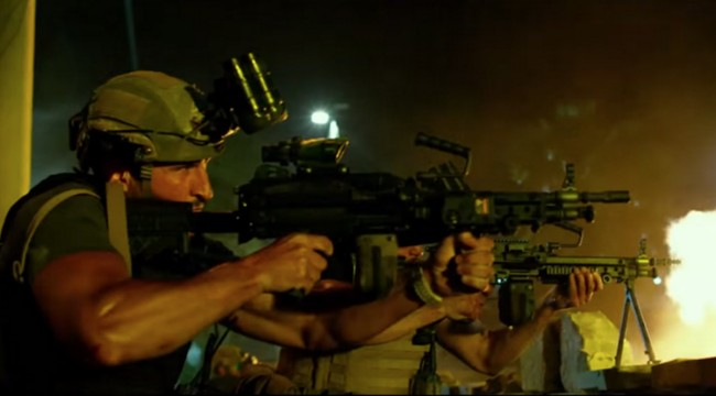 13 óra: Bengázi titkos katonái / 13 Hours: The Secret Soldiers of Benghazi [2016]