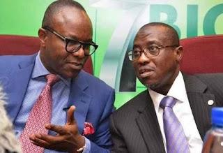 Dr. Ibe Kachikwu and Maikanti Baru