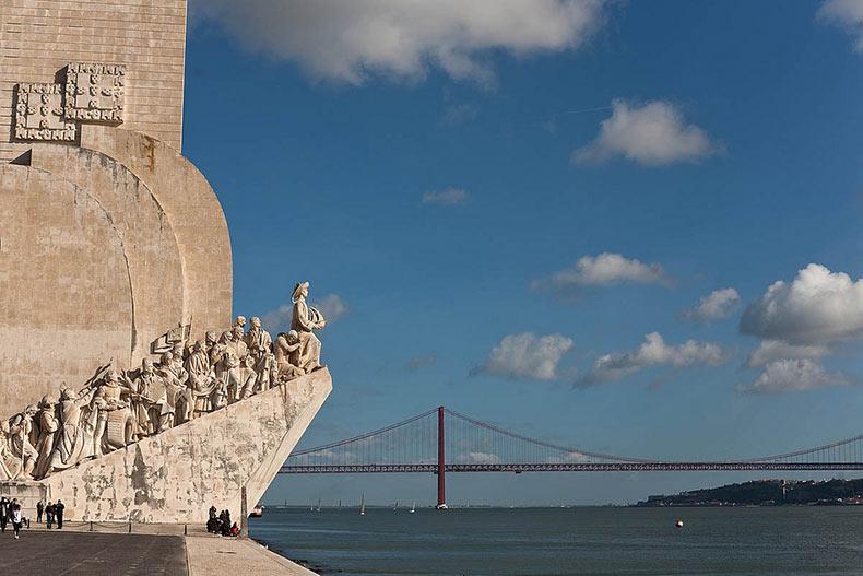 Monumento a los Descubrimientos | Portugal