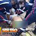 Capotamento deixa uma vítima fatal e várias feridas na BR 230