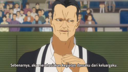 Ballroom e Youkoso Episode 18 Subtitle Indonesia