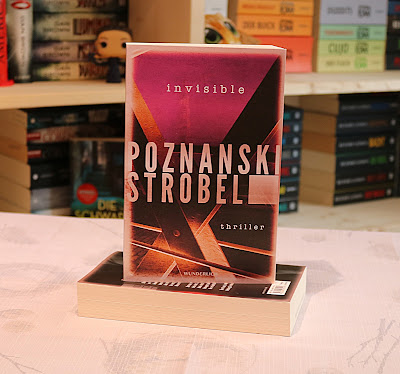 Book-Angel: Rezension - Invisible - Ursula Poznanski und Arno Strobel