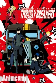 Persona 5 the Animation: The Day Breakers -  2016 Poster