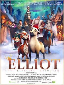 Elliot the Littlest Reindeer Poster
