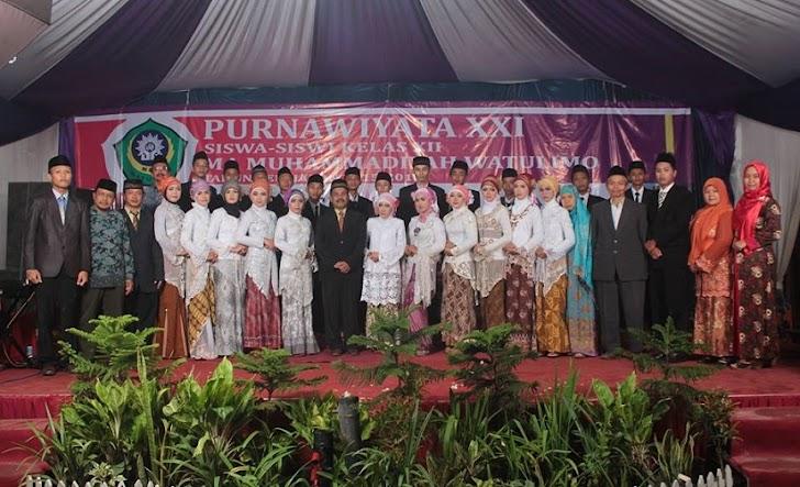 Sejarah MA Muhammadiyah Watulimo
