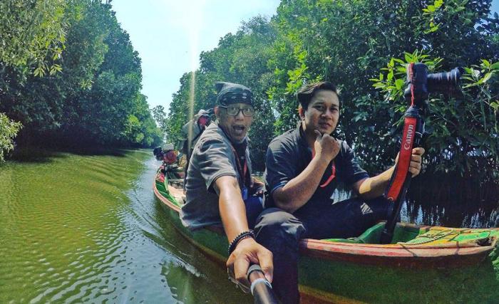 Wisata Bekasi Hutan Mangrove Muara Gembong