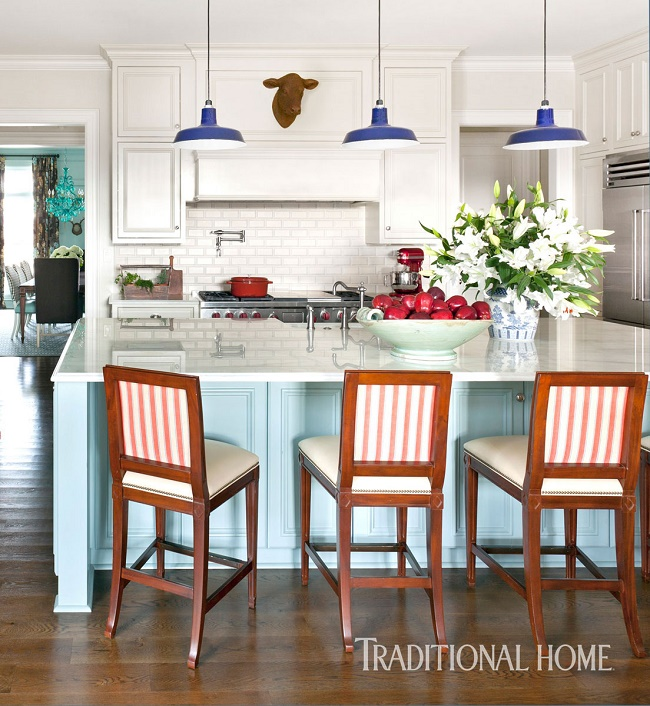 Mix And Chic Bright And Colorful Dining Room Ideas: Mix And Chic: A Bright And Colorful Arkansas Farmhouse