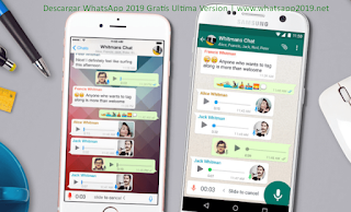 Descargar WhatsApp 2019 Gratis Ultima Version