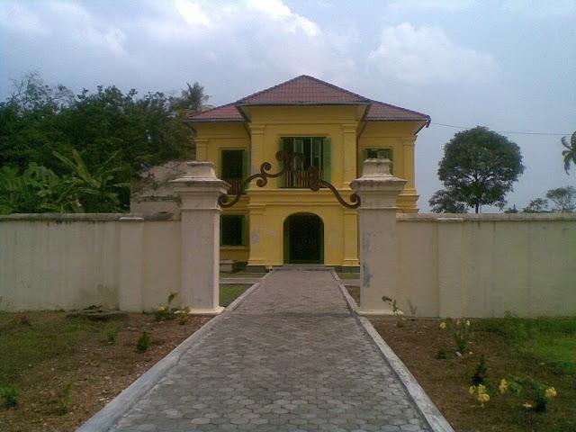 Gedung Tengku Bilik Pulau penyengat