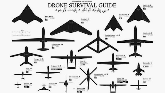HORN-WATCH: Drone-spotting: Survival guide informs on new