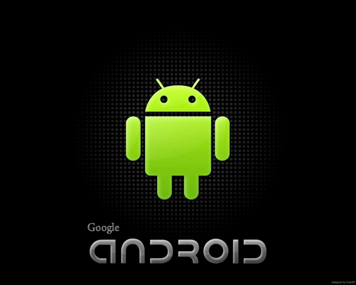 Android Logo Hd Wallpaper Wallpapers Library