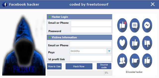 créer un faux logiciel de hack