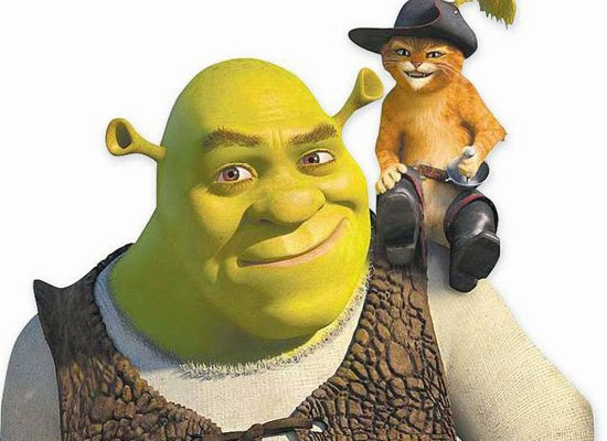 Shrek DreamWorks Animation animatedfilmreviews.filminspector.com