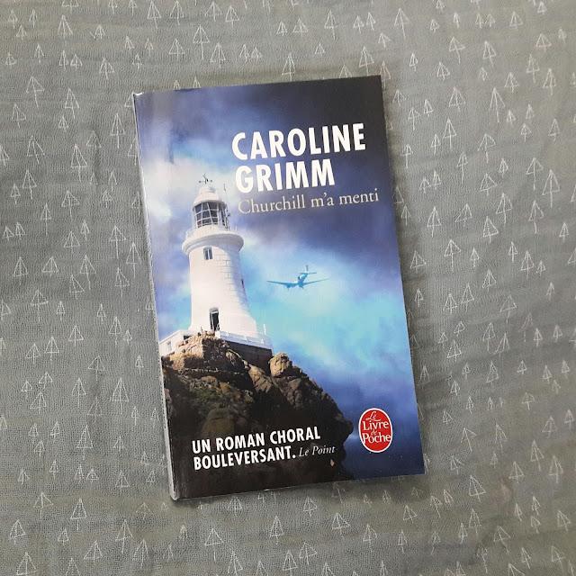Churchill m'a menti ~ Caroline Grimm