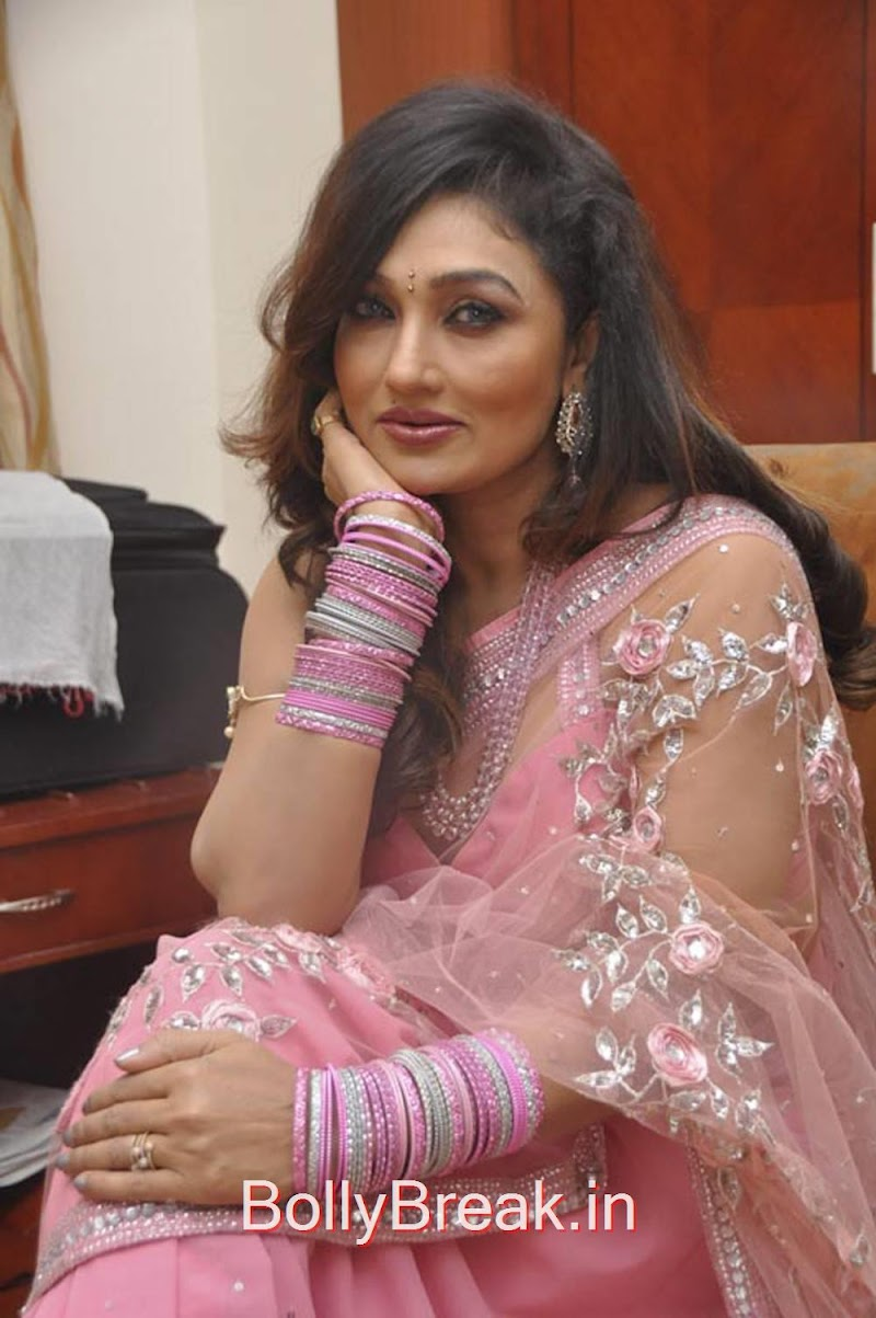 Telugu Actress Ramya Sri