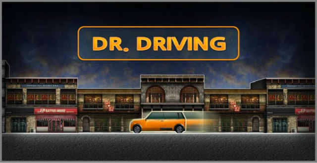 dr driving game