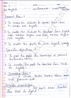 B.ed English Lesson Plan class 7 | English Grammar