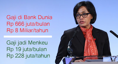 Sri Mulyani, Perempun Ahli Ekonomi Dari Indonesia