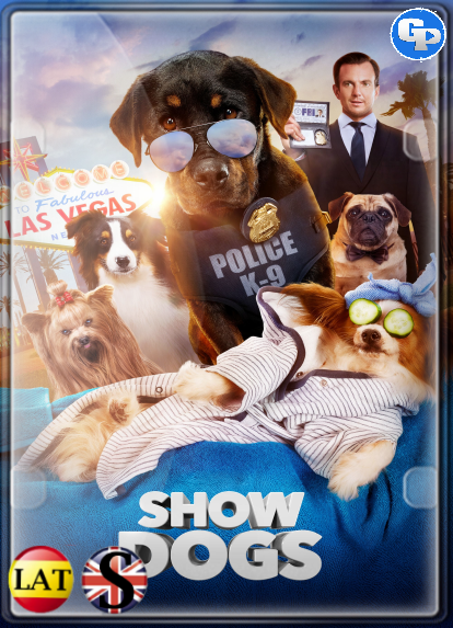 Superagente Canino (2018) HD 1080P LATINO/INGLES