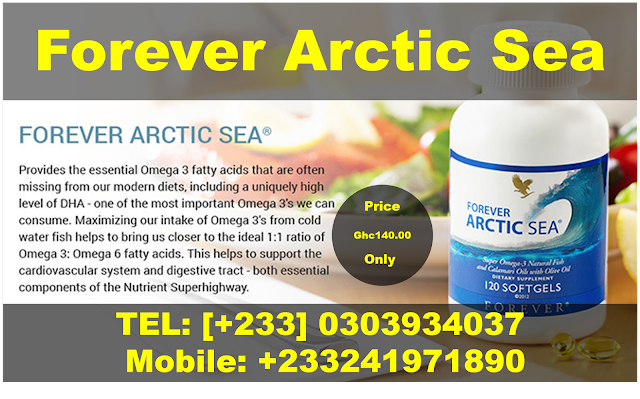 Forever Arctic Sea Side Effects