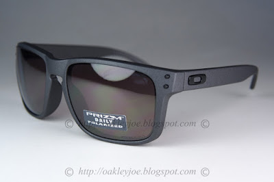 34715ff8f3 Oakley Holbrook Steel Prizm Daily Polarized - Bitterroot Public Library