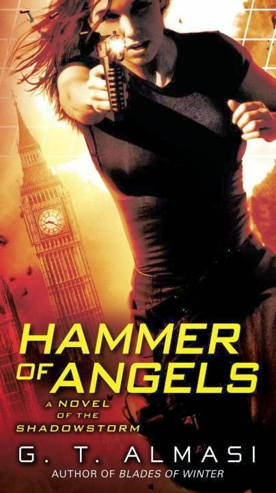 Release Day Review: Hammer of Angels by G. T. Almasi