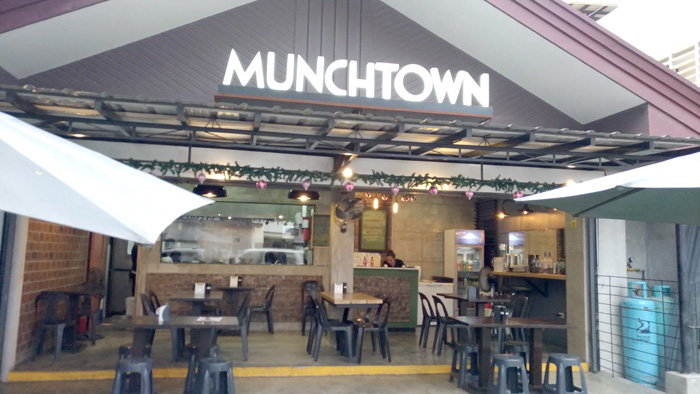 Munching at Munchtown Grill Davao