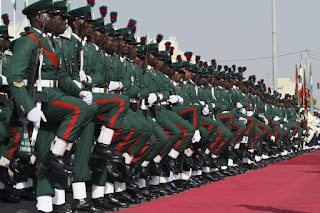 News: Nigerian Army begins Regular Recruit exercise [See requirements, how to apply]