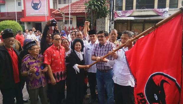 PDIP Umumkan Bakal Calon Gubernur DKI Pekan Depan