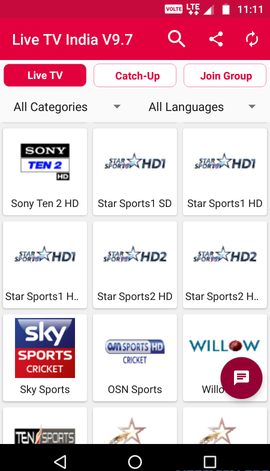 LIVE TV INDIA V14 6 AdsFree Apk Is Here | PiratedHub