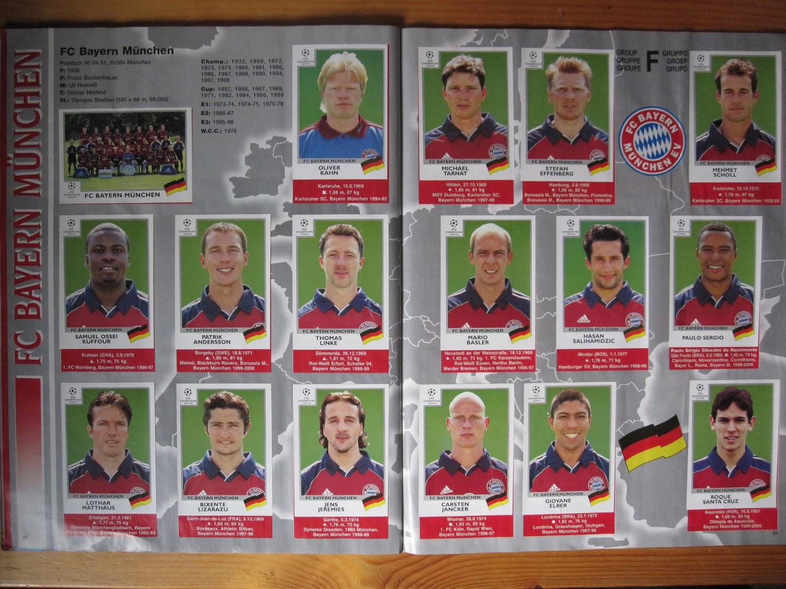 champions league 2000