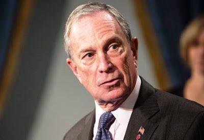 Michael Bloomberg orang terkaya dunia
