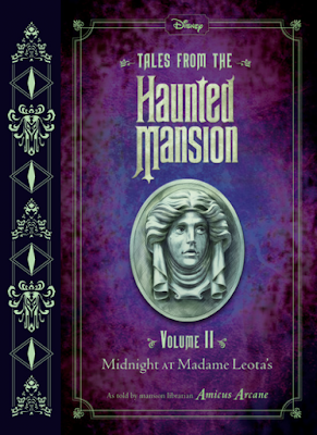 Midnight at Madame Leota's by Amicus Arcane Review